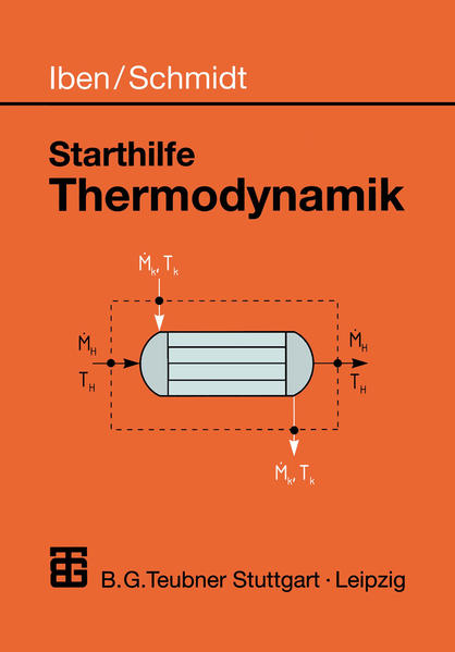 Starthilfe Thermodynamik - Coverbild