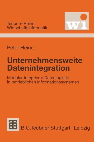 Unternehmensweite Datenintegration - Coverbild