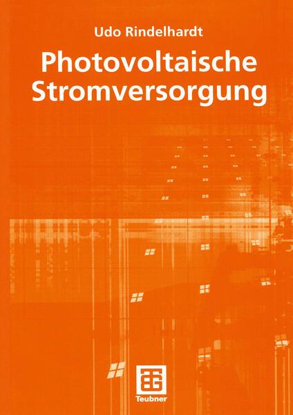 Photovoltaische Stromversorgung - Coverbild