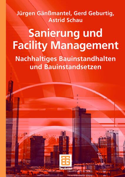 Sanierung und Facility Management - Coverbild