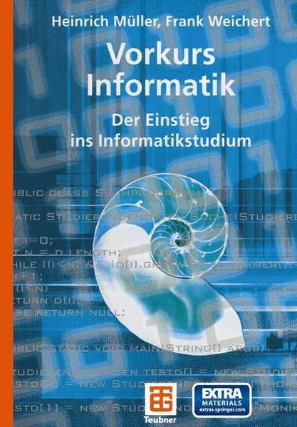 Vorkurs Informatik - Coverbild