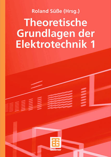 Theoretische Grundlagen der Elektrotechnik 1 - Coverbild