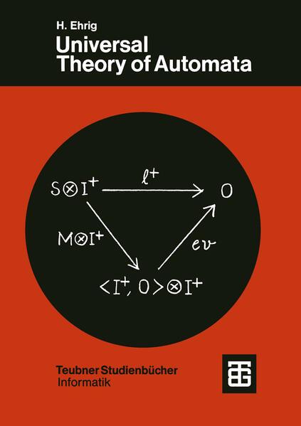 Universal Theory of Automata - Coverbild