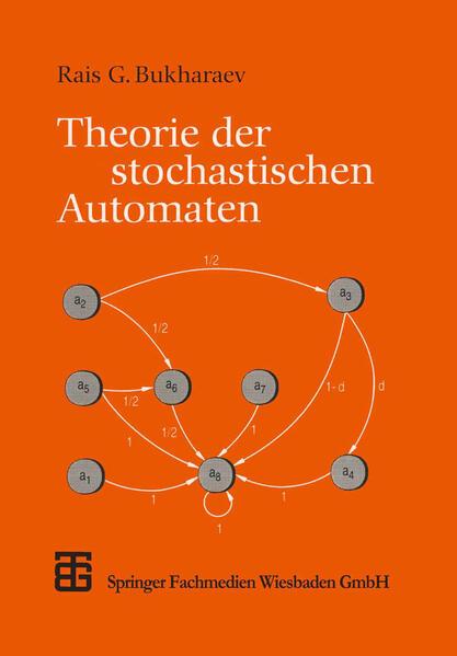 Theorie der stochastischen Automaten - Coverbild