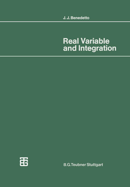 Real Variable and Integration - Coverbild