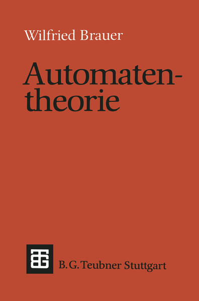 Automatentheorie - Coverbild