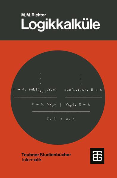 Logikkalküle - Coverbild