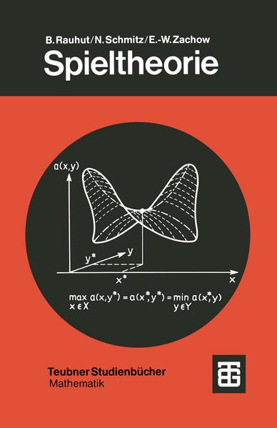Spieltheorie - Coverbild