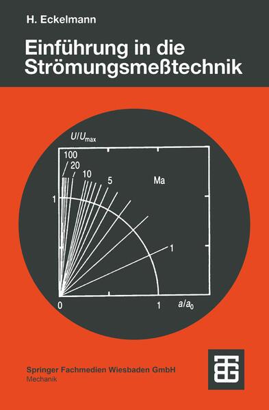 Einführung in die Strömungsmeßtechnik - Coverbild