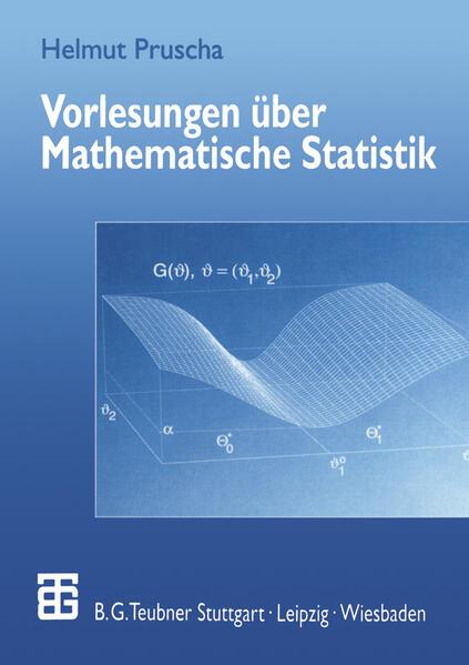 Vorlesungen über Mathematische Statistik - Coverbild