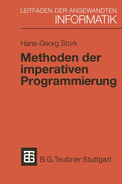 Methoden der imperativen Programmierung - Coverbild