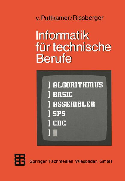 Informatik für technische Berufe - Coverbild