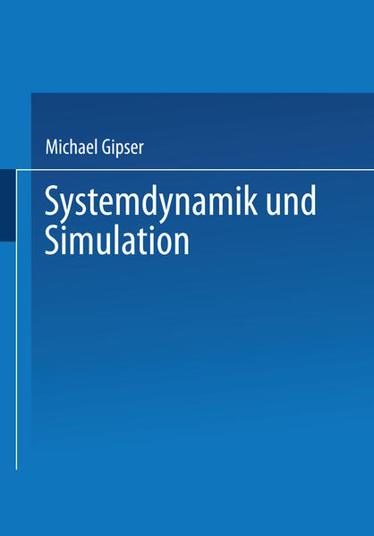 Systemdynamik und Simulation - Coverbild