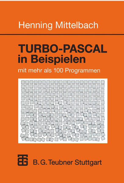 TURBO-PASCAL in Beispielen - Coverbild
