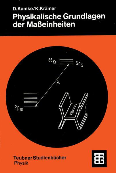 Physikalische Grundlagen der Maßeinheiten - Coverbild