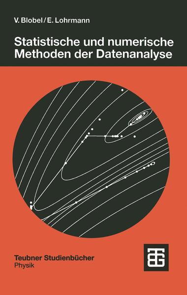 Statistische und numerische Methoden der Datenanalyse - Coverbild