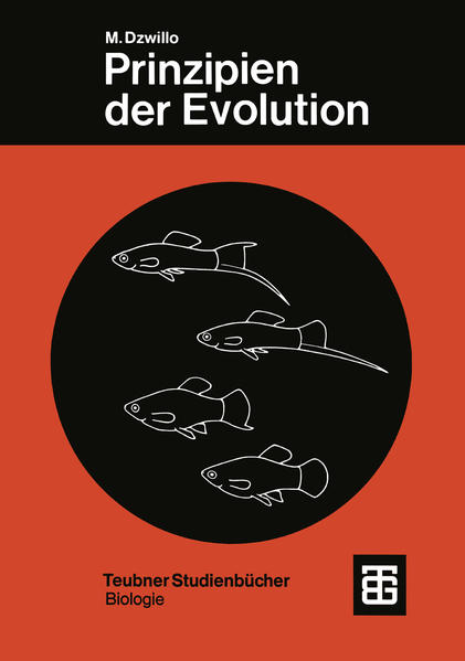 Prinzipien der Evolution - Coverbild