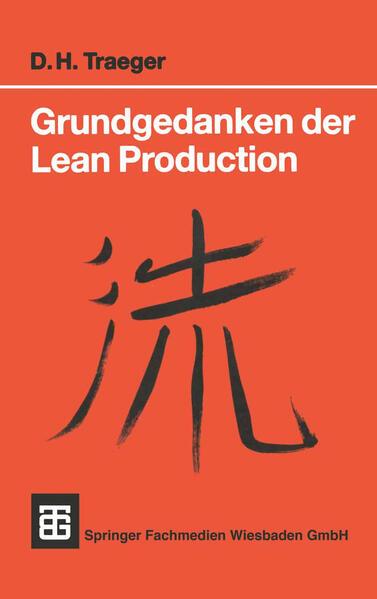 Grundgedanken der Lean Production - Coverbild