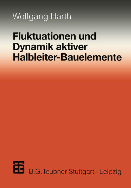 Fluktuationen und Dynamik aktiver Halbleiter-Bauelemente - Coverbild