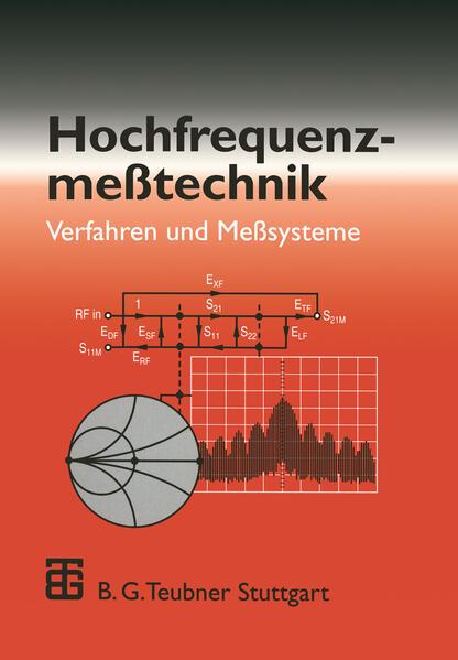 Hochfrequenzmeßtechnik - Coverbild