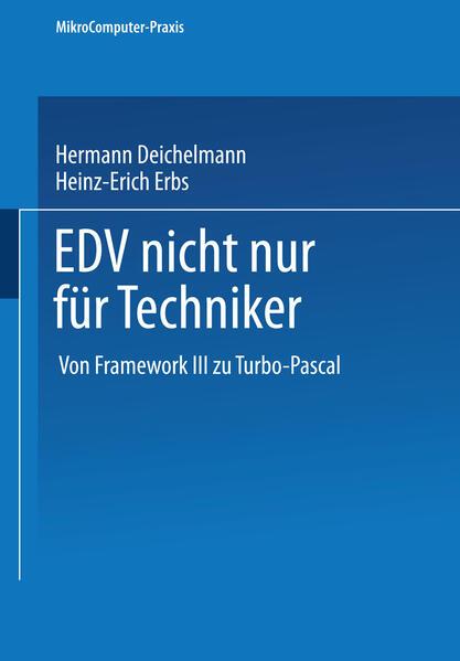 EDV nicht nur für Techniker - Coverbild