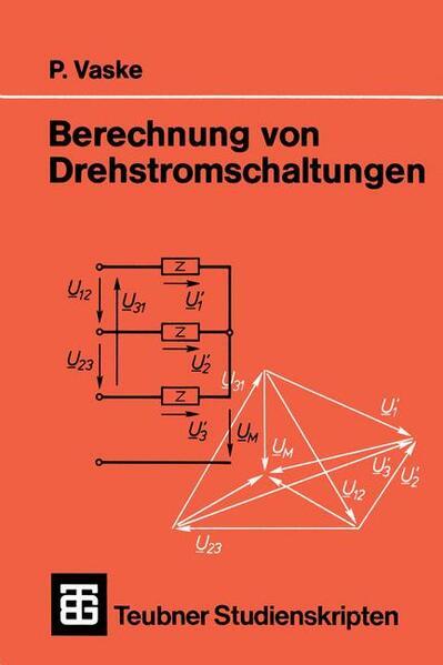 Berechnung von Drehstromschaltungen - Coverbild