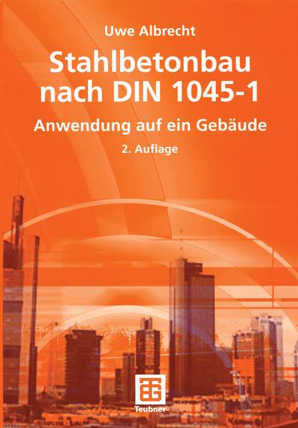 Stahlbetonbau nach DIN 1045-1 - Coverbild