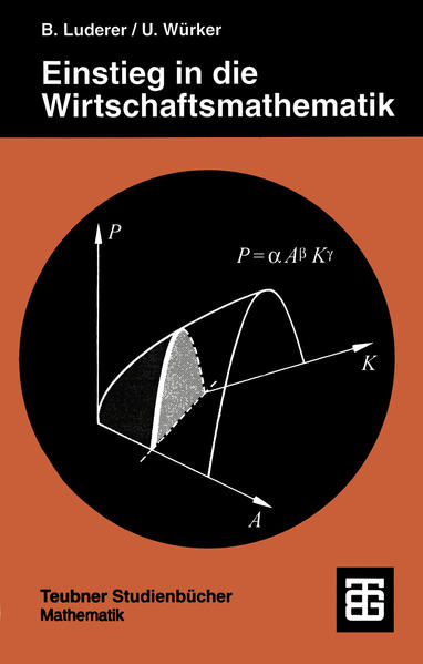 Einstieg in die Wirtschaftsmathematik - Coverbild