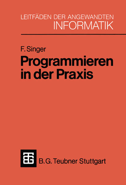 Programmieren in der Praxis - Coverbild