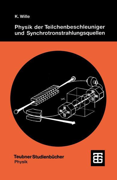 Physik der Teilchenbeschleuniger und Synchrotronstrahlungsquellen - Coverbild