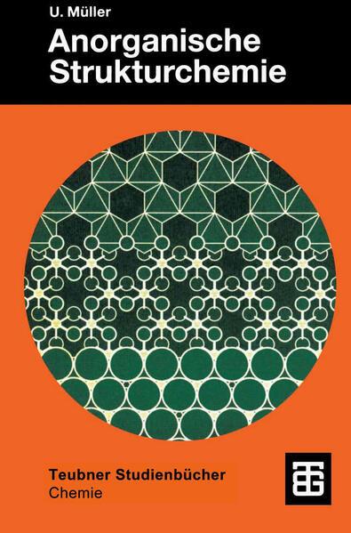 Anorganische Strukturchemie - Coverbild