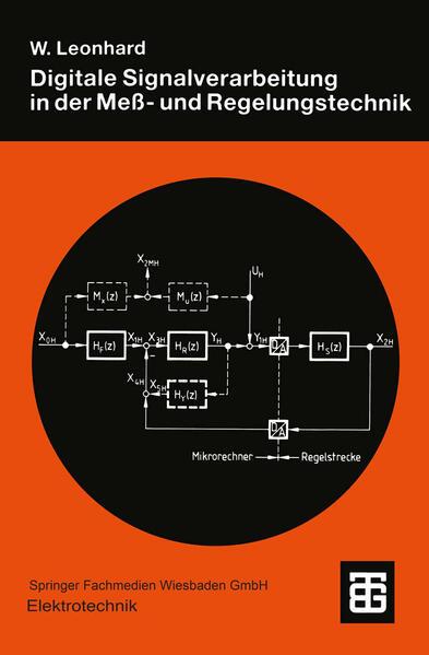 Digitale Signalverarbeitung in der Meß- und Regelungstechnik - Coverbild