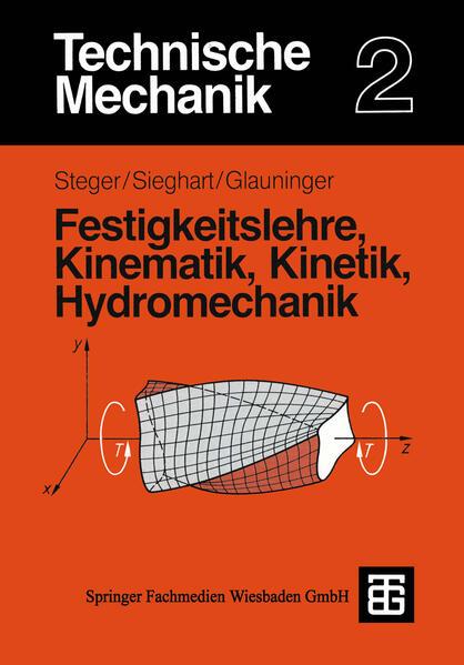 Technische Mechanik 2 - Coverbild