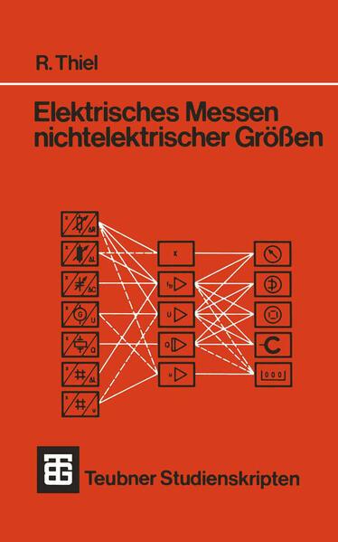 Elektrisches Messen nichtelektrischer Größen - Coverbild