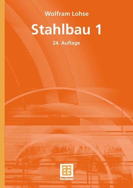 Stahlbau 1 - Coverbild