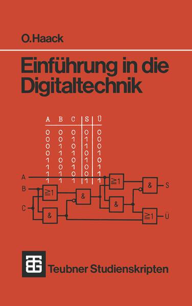 Einführung in die Digitaltechnik - Coverbild