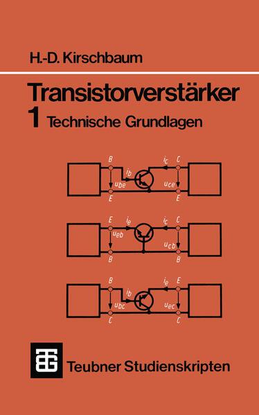 Transistorverstärker - Coverbild