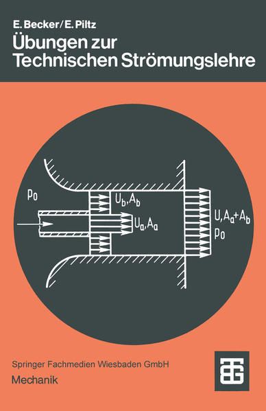Übungen zur Technischen Strömungslehre - Coverbild