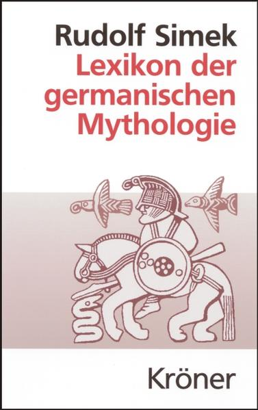 Lexikon der germanischen Mythologie - Coverbild