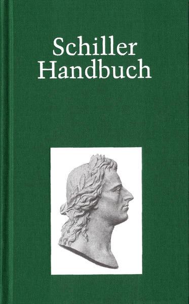 Schiller-Handbuch - Coverbild