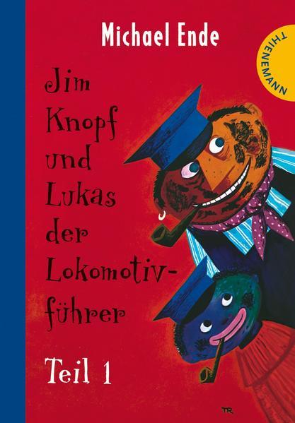 Jim Knopf: Jim Knopf und Lukas der Lokomotivführer, Teil 1 - Coverbild