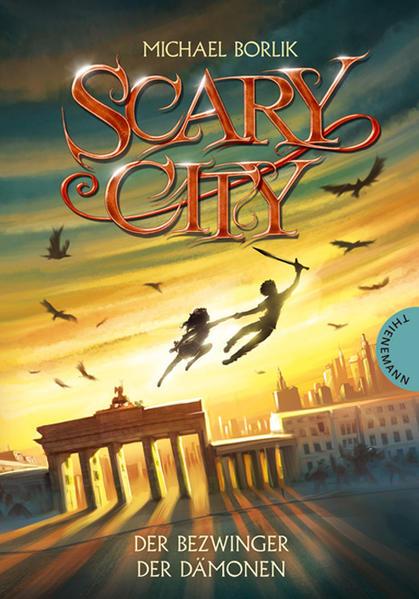 Kostenlose PDF Scary City, Band 3: Der Bezwinger der Dämonen
