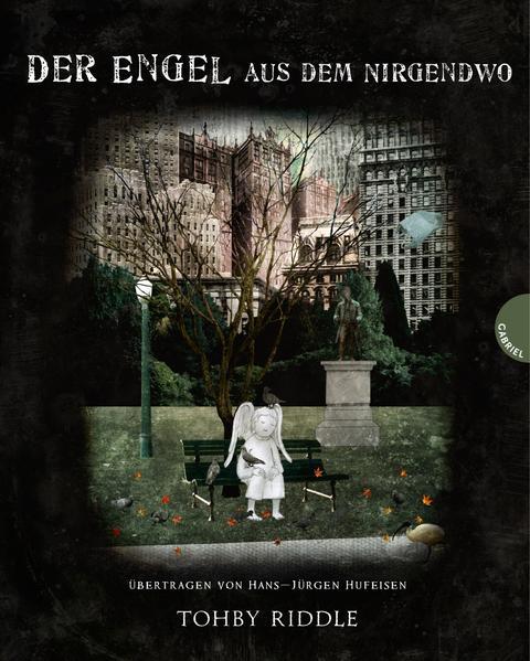 Der Engel aus dem Nirgendwo - Coverbild