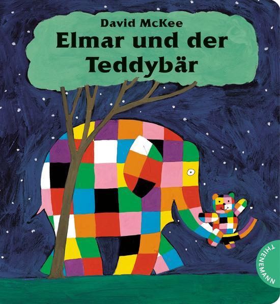 Elmar und der Teddybär - Coverbild