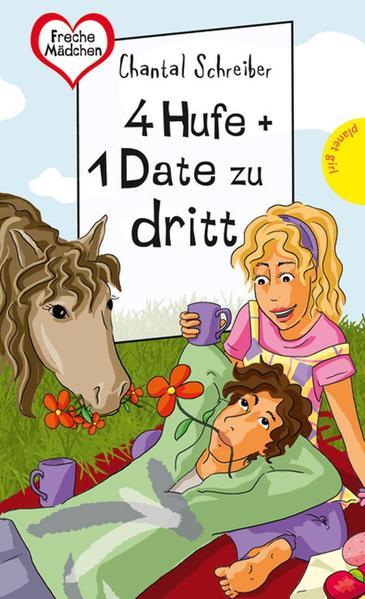 4 Hufe + 1 Date zu dritt - Coverbild