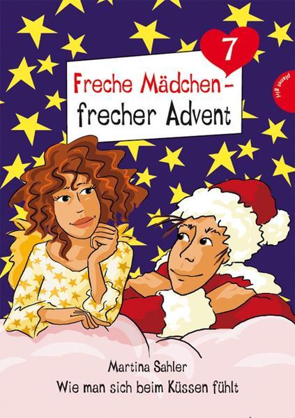 Freche Mädchen - frecher Advent - Coverbild