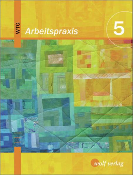 Arbeitspraxis - Werken / Textiles Gestalten - Coverbild
