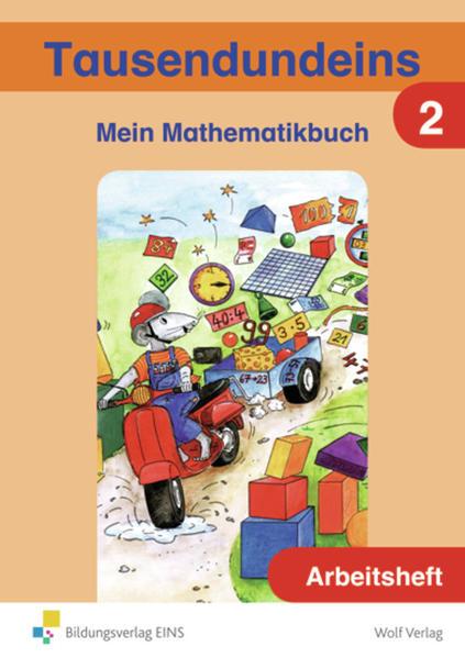 Tausendundeins - Ausgabe für Grundschulen in Bayern - Coverbild
