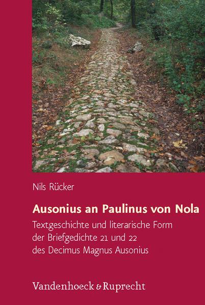 Ausonius an Paulinus von Nola - Coverbild