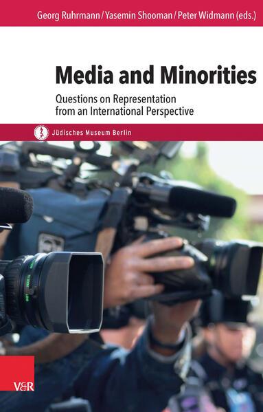 Media and Minorities - Coverbild